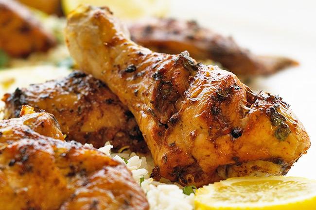 Куриные голени по-бразильски
