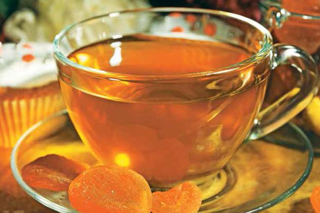 Гулунгоб - освежающий фруктовый напиток
