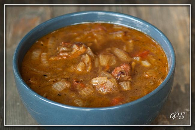 Пиёва - узбекский луковый суп