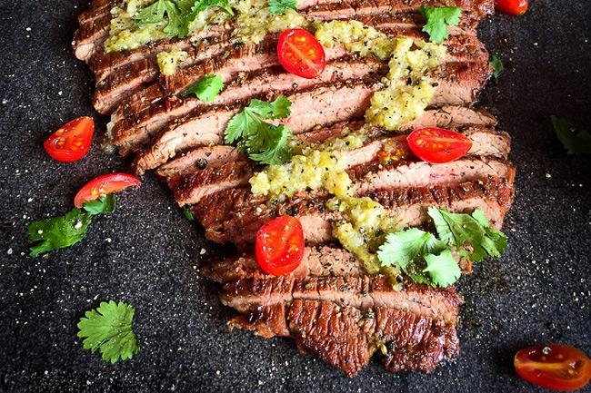 Карне асада - говядина гриль по-сальвадорски Carne Asada