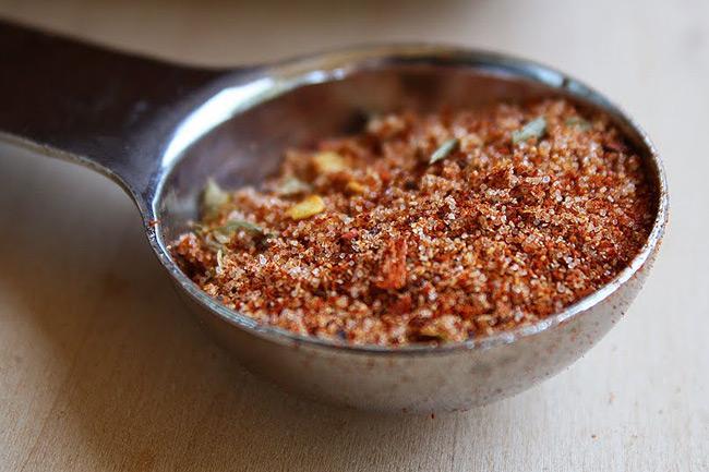 Универсальная пряная соль