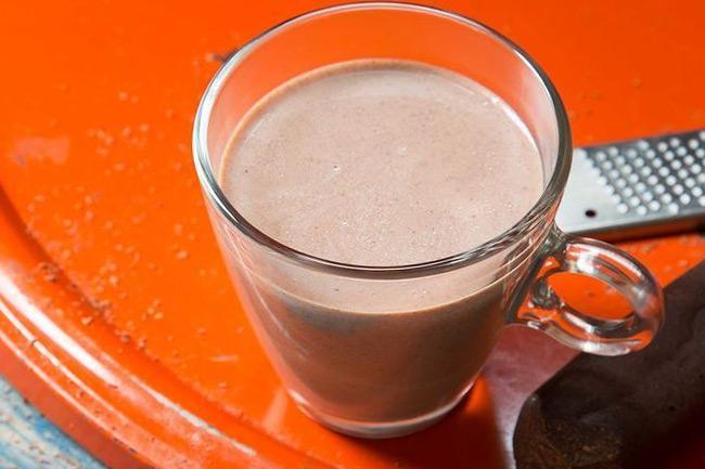 Какао чай