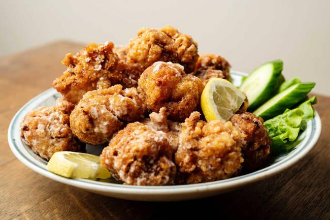 Караадже- жареный цыпленок по-японски