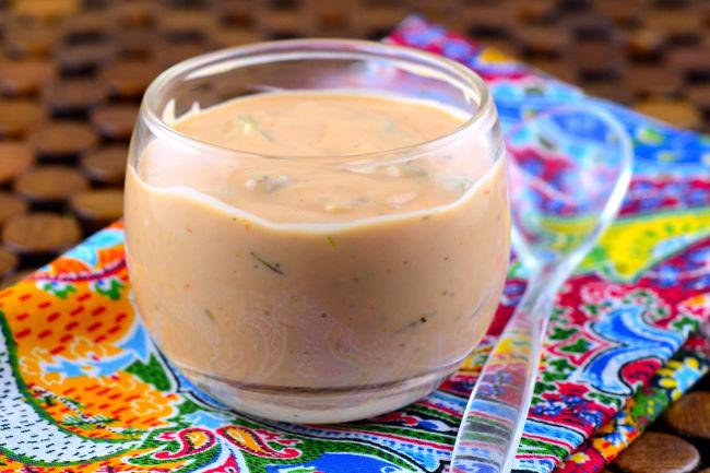 Тысяча островов - знаменитый салатный соус