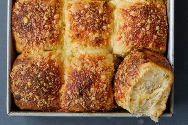 Сырные булочки на пиве