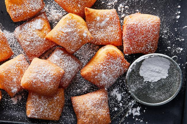Французские пончики Бенье
