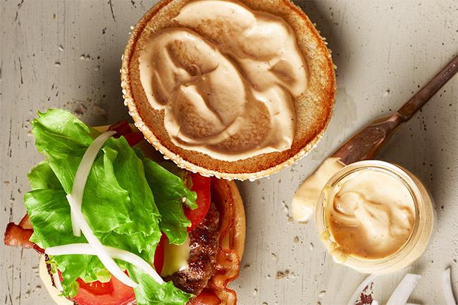 Соус Биг Тейсти ( McDonald's Big N' Tasty Sauce) или пикантный соус «Гриль»